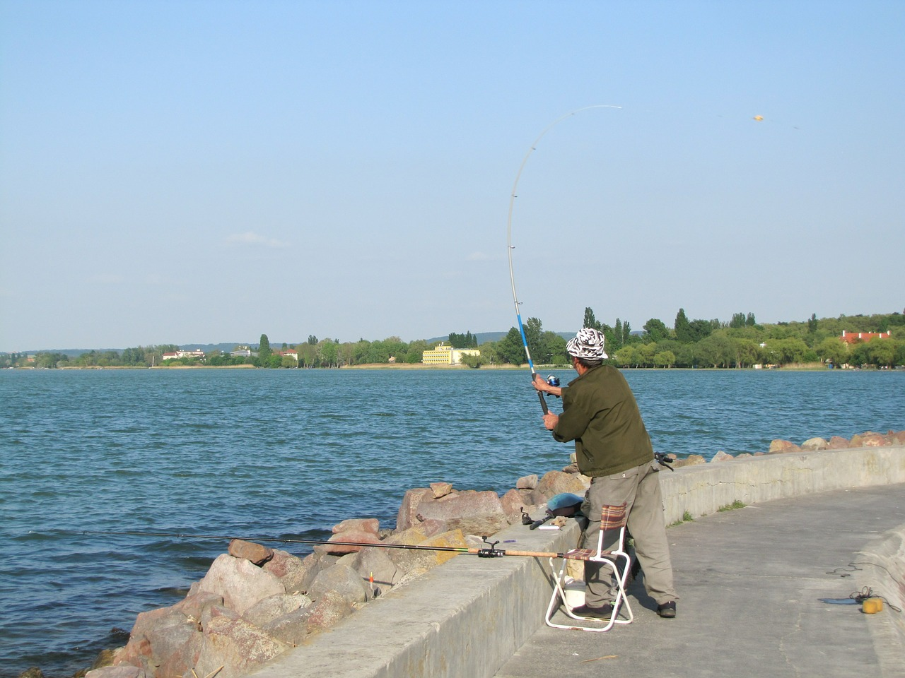 Fishing and Caravan Holiday Parks in north Wales