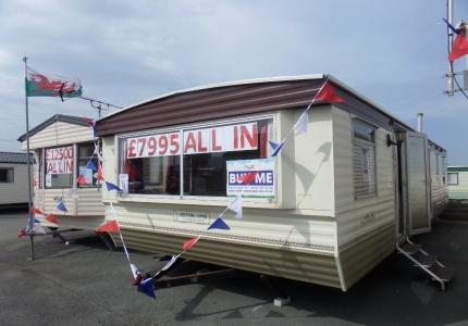 Static Caravans for Sale at Golden Gate