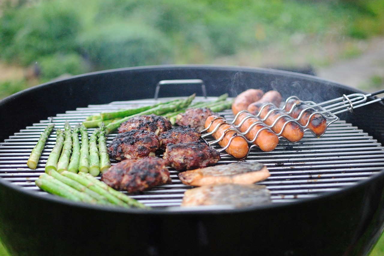 Delicious Caravan Barbecue Recipes