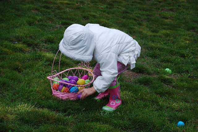 Celebrating Easter in North Wales