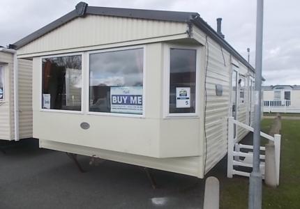 used static caravans for sale in north wales golden gate. Black Bedroom Furniture Sets. Home Design Ideas